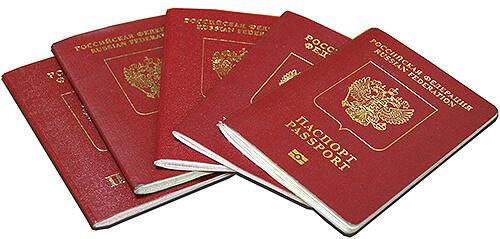 Проверка готовности паспорта на сайте МВД